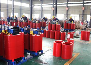 贵州SCB11-630kva干式变压器