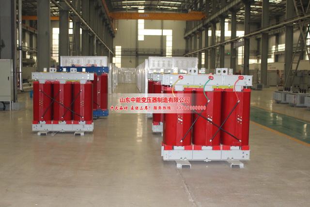SCB10-50KVA/10KV/0.4KV干式变压器
