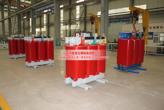 广东SCB10-50KVA/10KV/0.4KV干式变压器