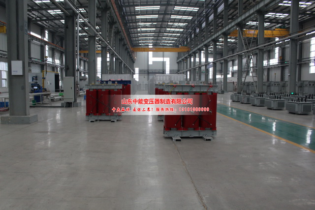 贵州400KVA干式变压器
