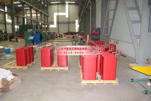 广东SCB10-800KVA干式变压器