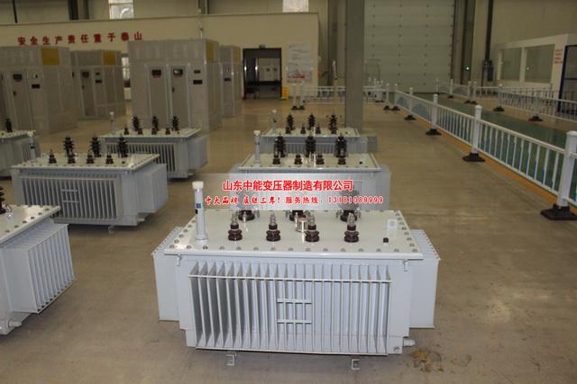 广东S11-50KVA油浸式变压器