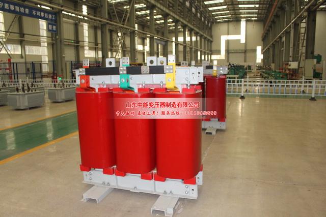 广东SCB10-400KVA干式变压器