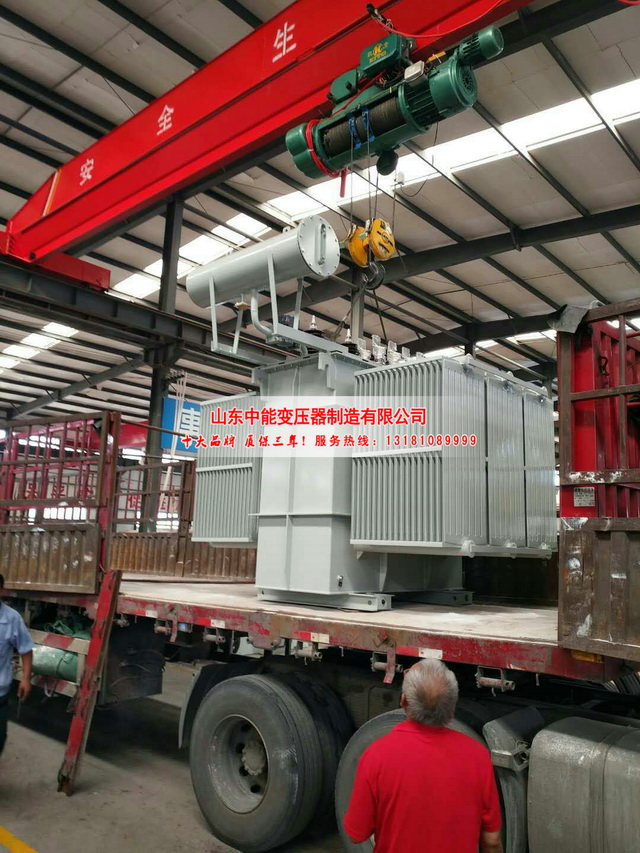 广东S13-80KVA油浸式变压器