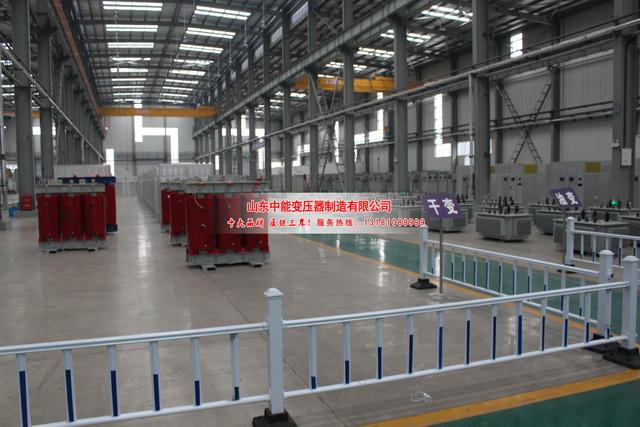 广东SCB10-100KVA干式变压器